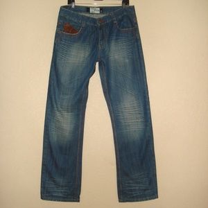 """MEN'S ENERGIE JEANS KIRK STYLE SIZE 36"""" X 37"""""""